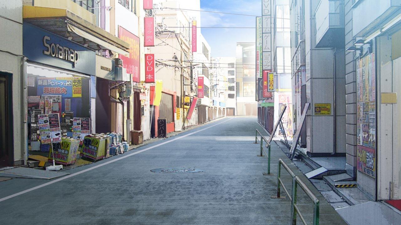エロ アニメ 人街